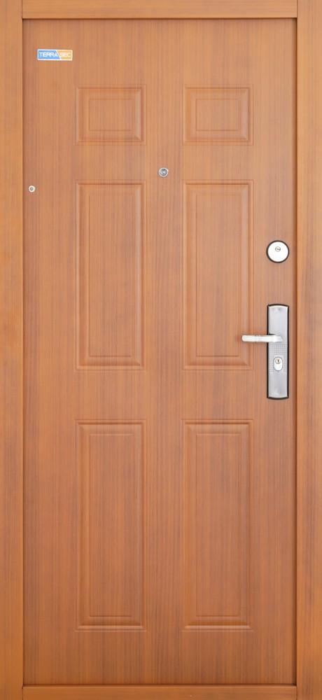 TerraSec aranytölgy biztonsági bejárati ajtó