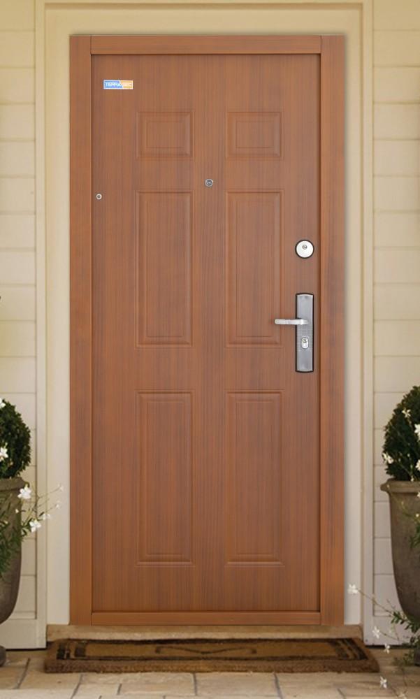 TerraSec aranytölgy kültéri biztonsági bejárati ajtó