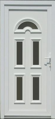 Műanyag bejárati ajtó akció