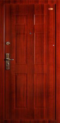 HiSec Cseresznye biztonsági ajtó bérházba
