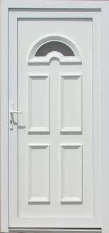 Temze 1 üveges műanyag bejárati ajtó + ajándék