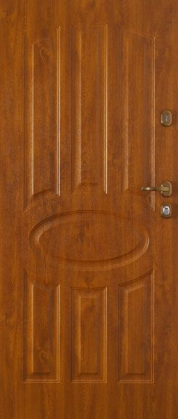 Aranytölgy Gerda TT kültéri biztonsági ajtó